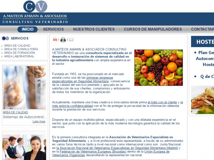 A. Mateos Amann Consulting Veterinario