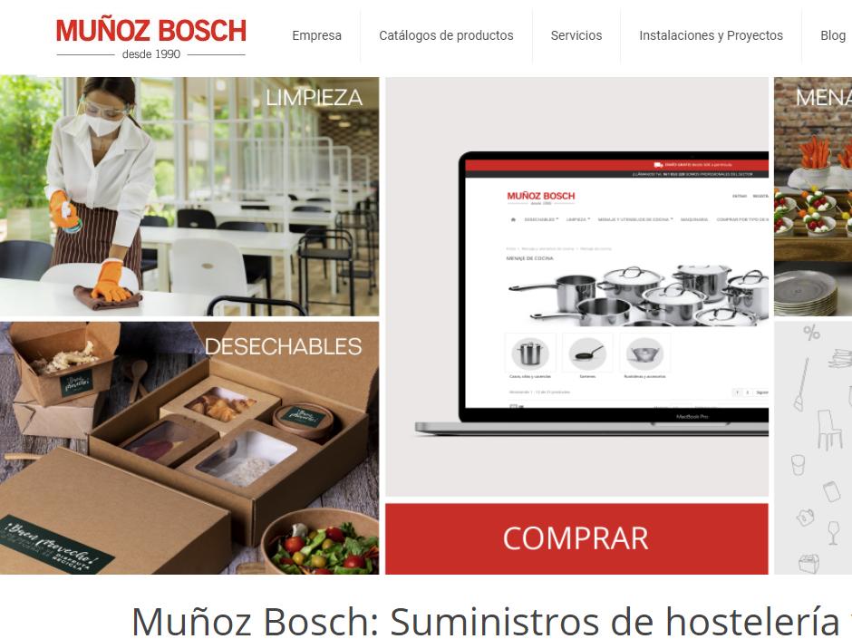 Muñoz Bosch SL