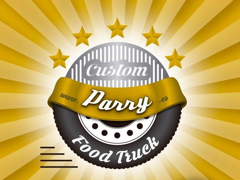 Parry Rent food truck