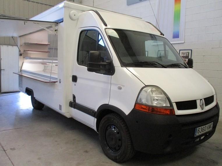 Renault Master Refrigerada