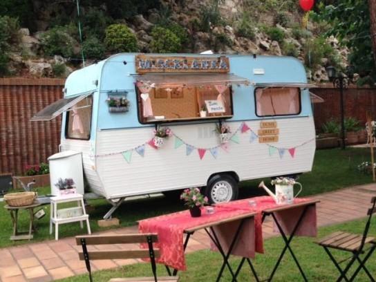 Caravana Vintage Miscelánea