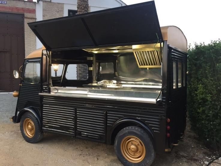 Citroën HY restaurada