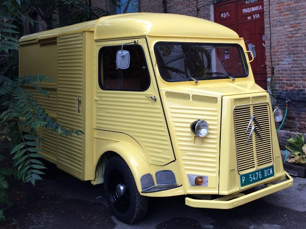 Dora -Citroën HY