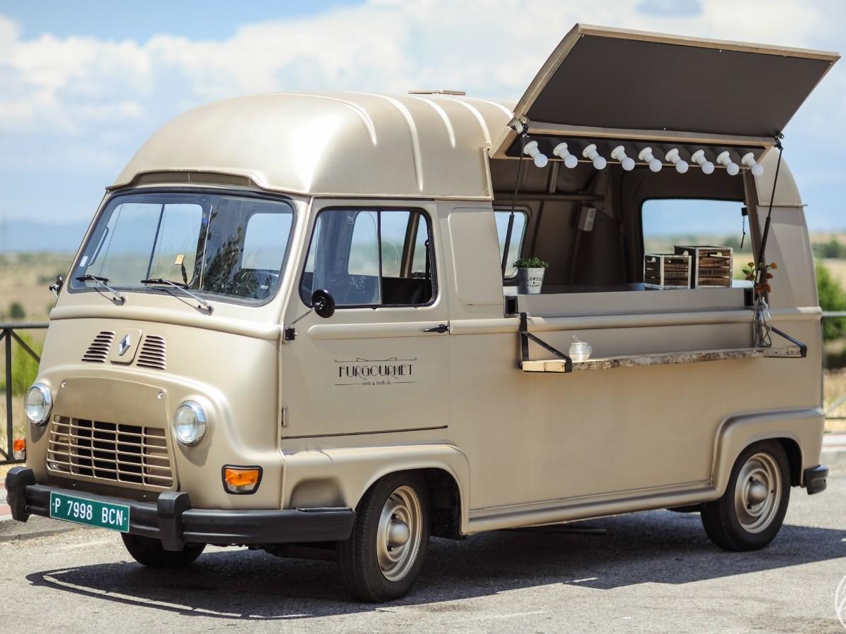 Lingote - Renault Estafette