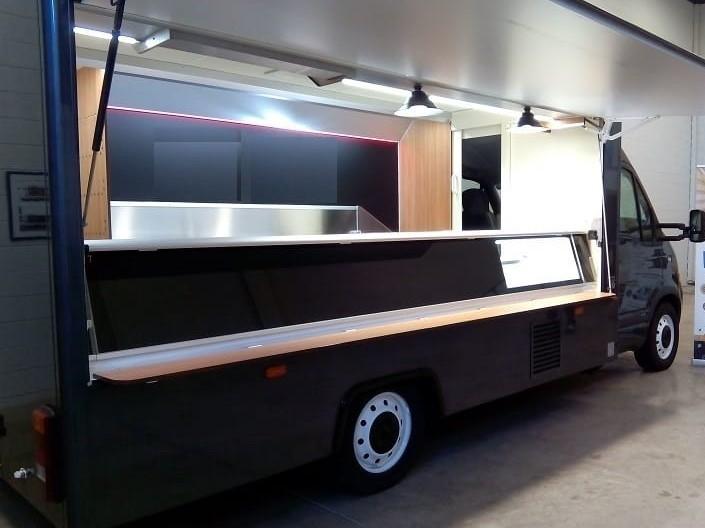 Food truck Renault Master