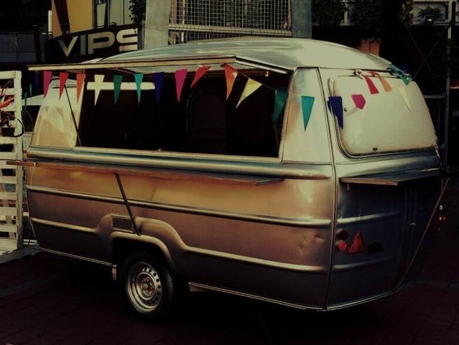 Eriba 1968 Caravan
