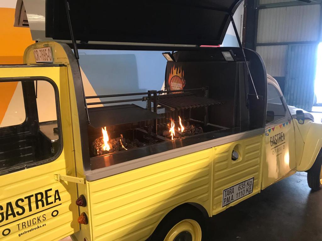 Food truck 2 Caballos