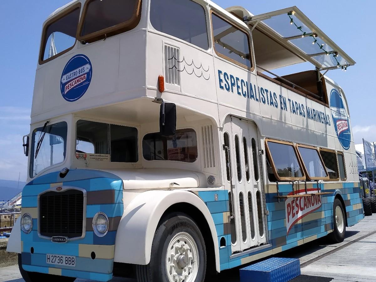 Gastrobus food truck