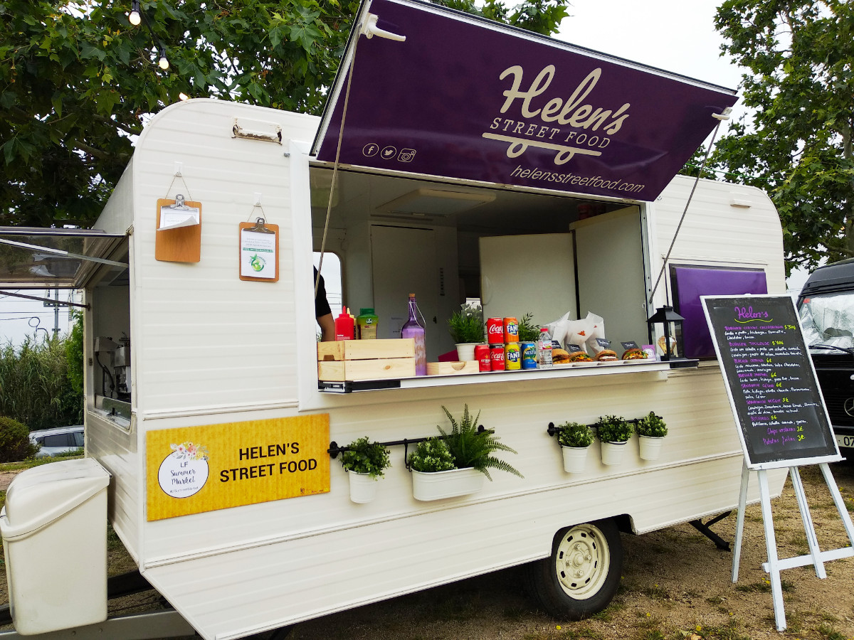 Helen's Street Food