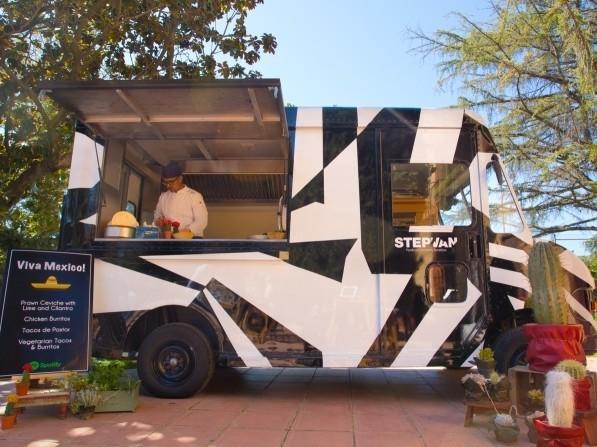 Food truck americano