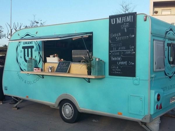 Food truck totalmente equipado