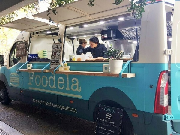 Food truck Barcelona