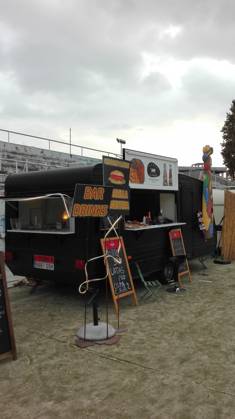 La Vaquita food truck