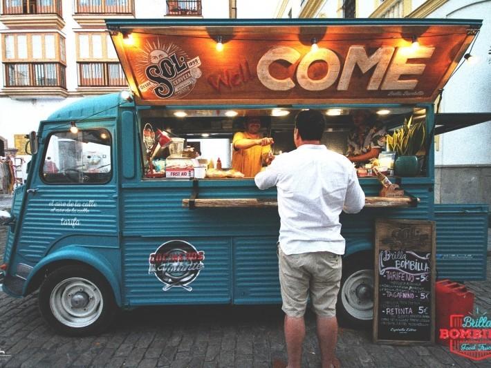 Brilla Bombilla food truck