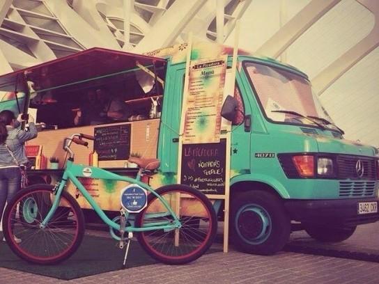 La Picadora food truck