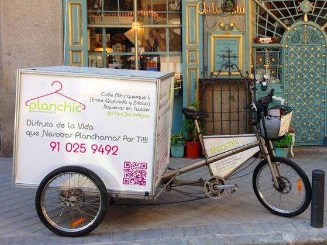 Triciclo Bici Cargo