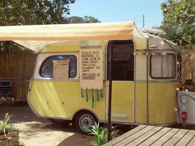 Preciosa caravana vintage