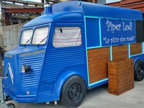 Remolque Food Truck HY