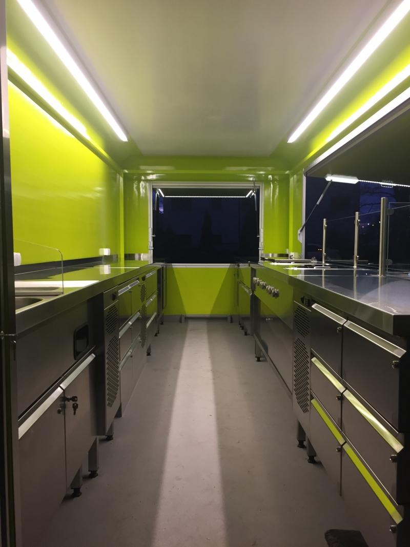 Caravan food truck exclusive