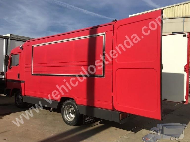 The Cherry Ebro food truck