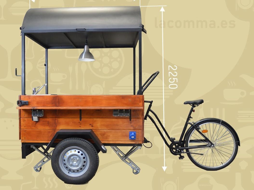Triciclo La Comma
