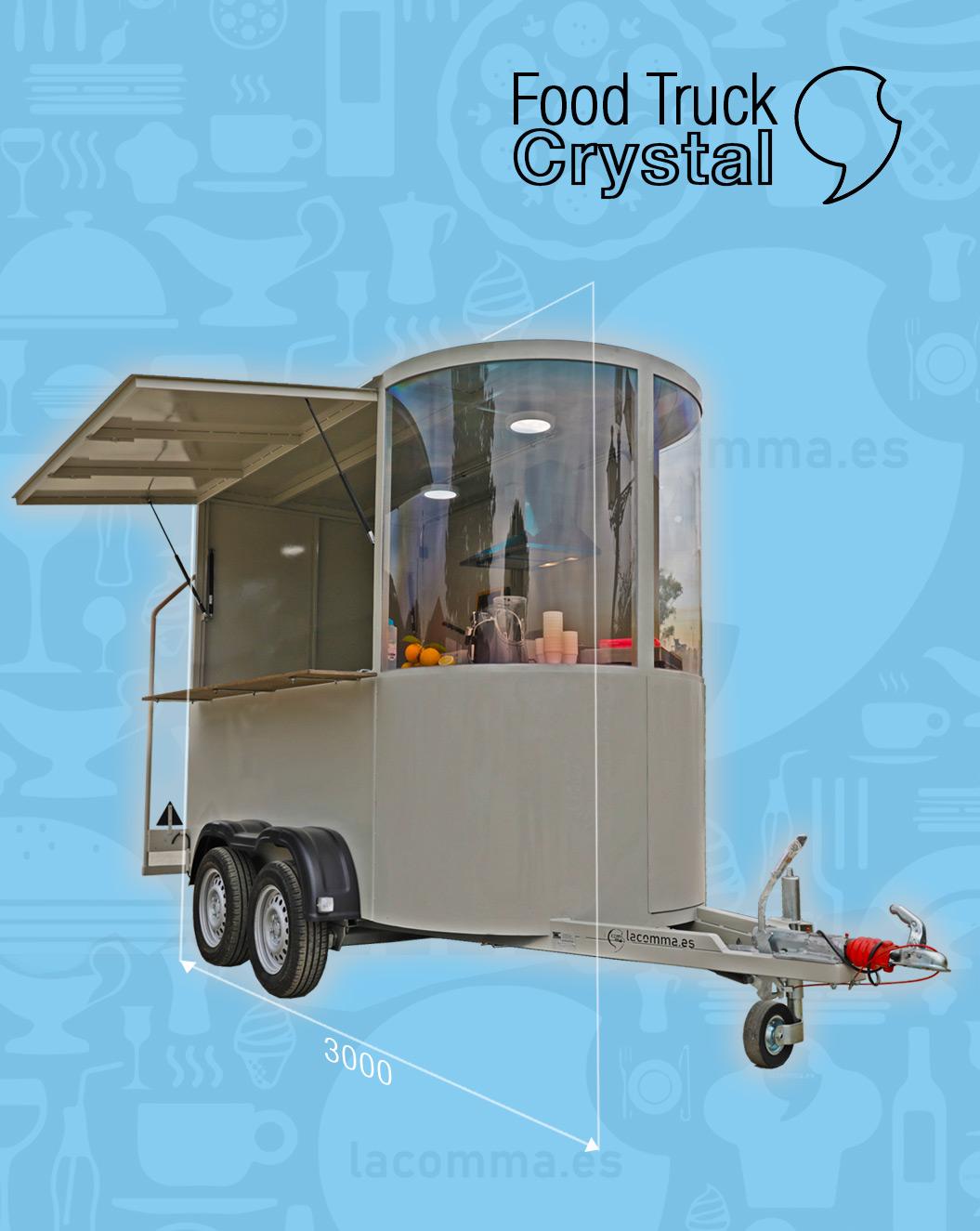 Food truck Crystal