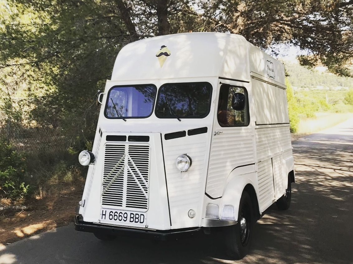 Citroen HY original