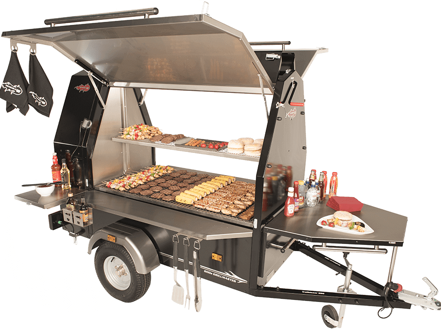 Grillmaster Trailblazer 600S