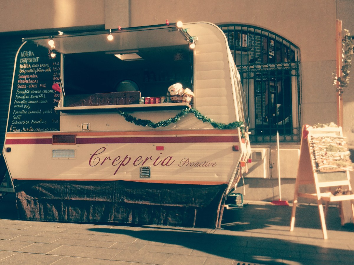Food Truck Creperie