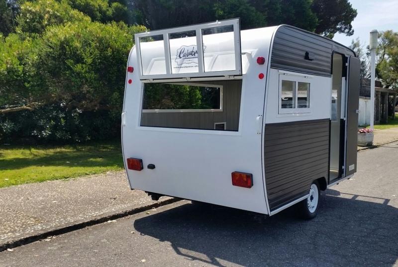 Caravana para promociones