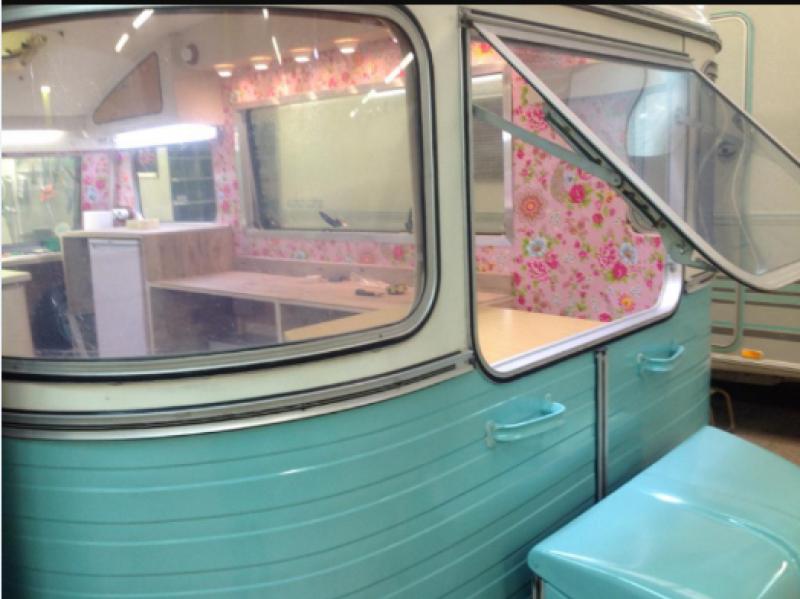 Caravana Vintage