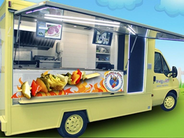 Food truck en venta
