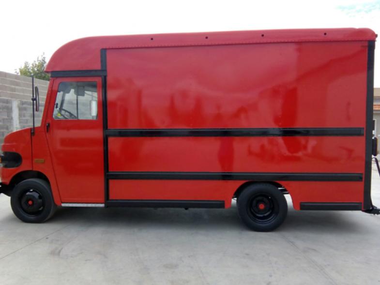 Precioso food truck en venta