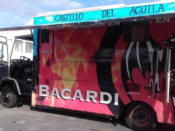 Food truck en Canarias