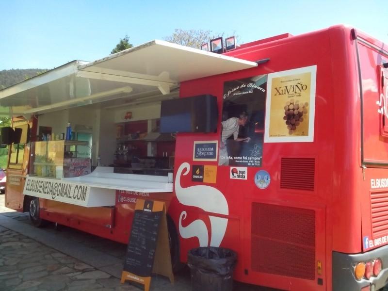 Autobús food truck