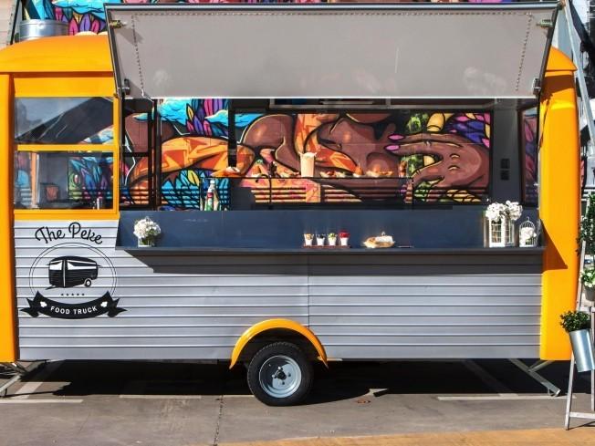 Food truck nuevo