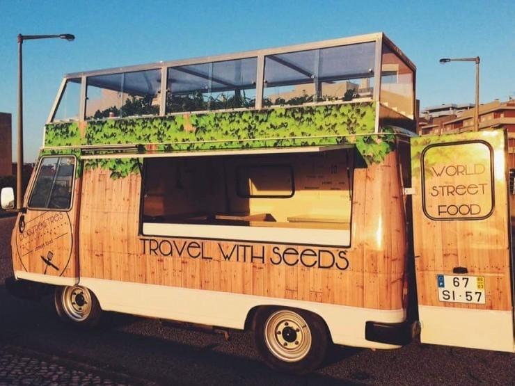 Food truck para venta