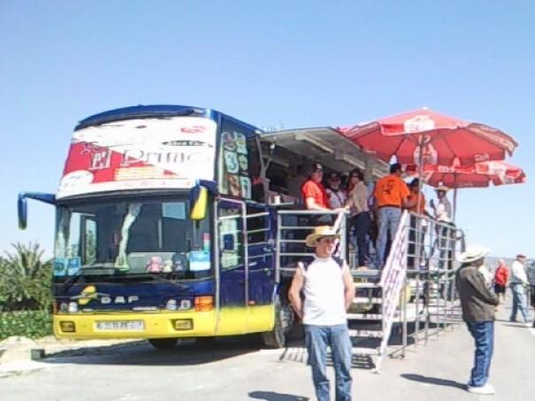 Autobús restaurante