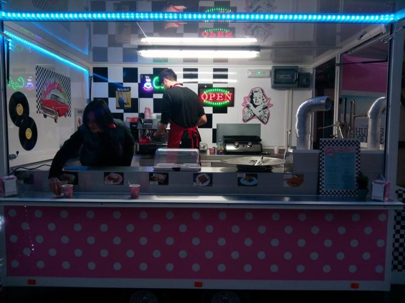 Food truck super chulo