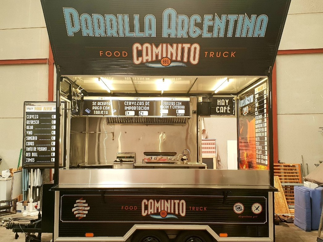 Caminito food truck