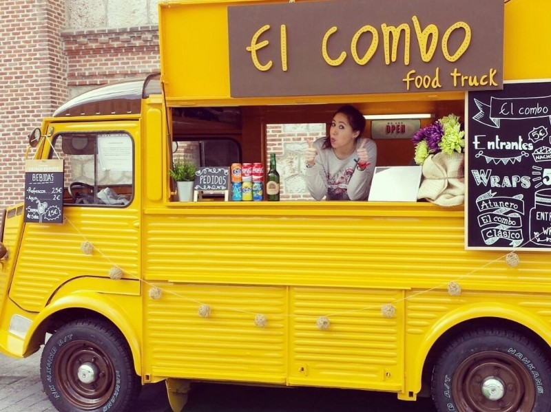 El combo food truck
