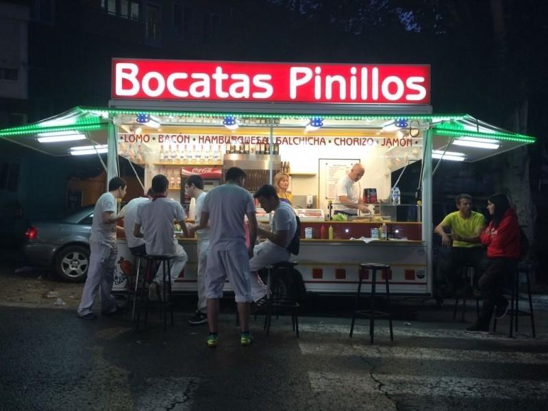 Bocatas Pinillos