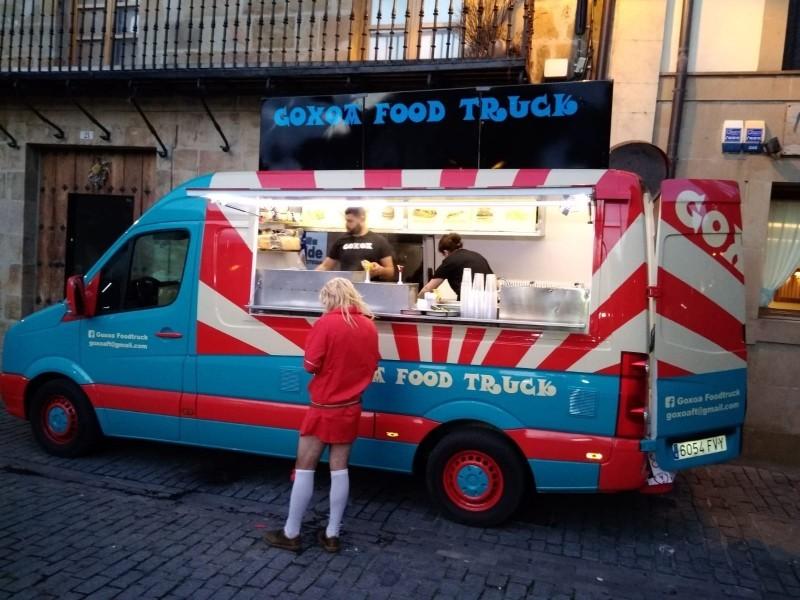 Goxoa Food Truck