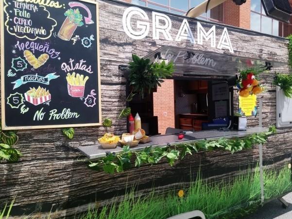 Gramabar food truck