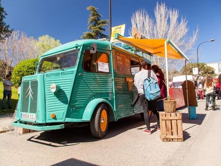 La Antigua Food Van