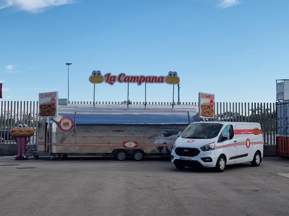 La campana food truck