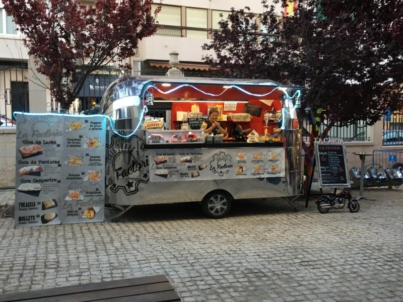 La Factoría food truck