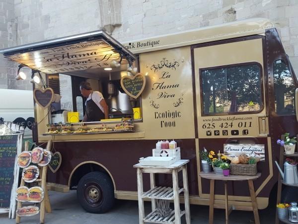 La Flama Viva Food Truck