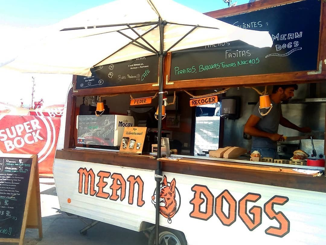 Mean Dogs Foodtruck