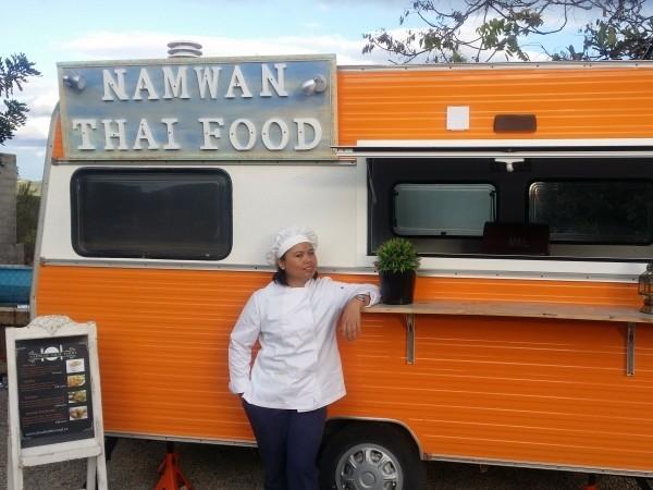 Namwan Thai Food